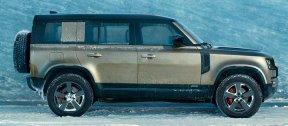 Land Rover-Land Rover Defender 110