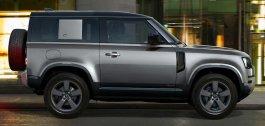 Land Rover-Land Rover Defender 90
